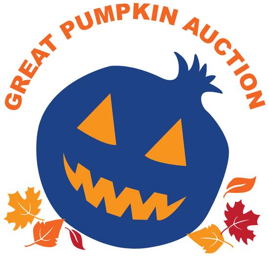 Pumpkin auction s550
