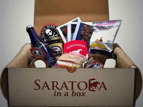 Saratoga box s550