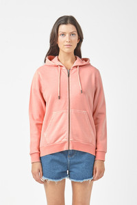 Huffer q3 17 w true zip hood salmon 01 2 s300