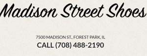 Madison street shoes logo s300
