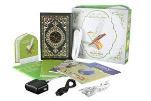 Free shipping digital qur an holy quran read pen player qur aan point pen quran book s300