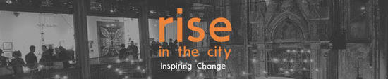 Rise in the city post event logo s550
