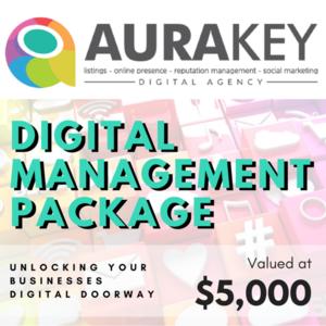 Digital package aurakey s300