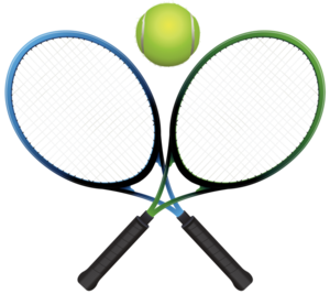 Tennis clip art crab free clipart images clipartcow 2 s300