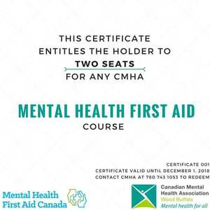 Mental health first aid certificate 001 1 s300