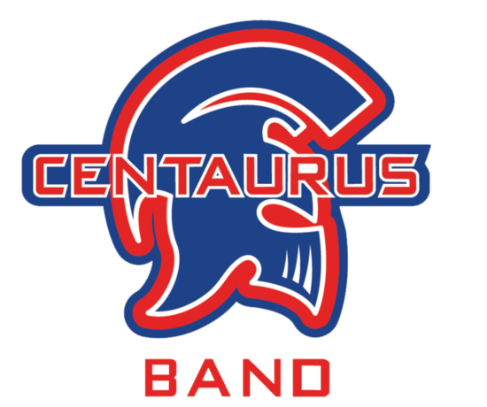 Centaurus band logo transparent bkgnd s550