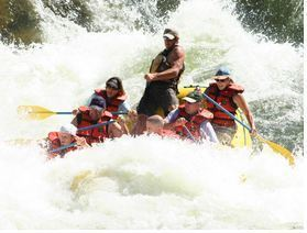 Rafting gorge s300