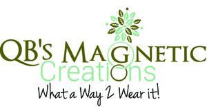Qb magnetic creations logo s300