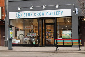 Blue crow s300