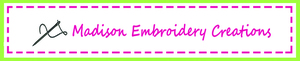 Madison embroidery creations s300