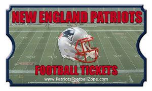 Patriots football tickets main s300