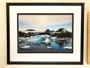 Photo   melting ice   arctic greenland s300