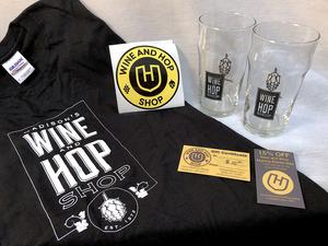 Wine and hop shop bundle s300