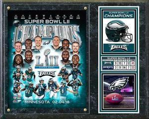 Eagles superbowl plaque s300