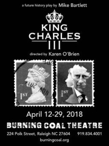 Two burning coal tickets to king charles iii april 12 15 s300