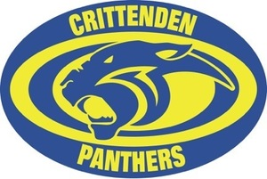 Crittenden panthers logo  3  s300