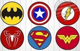 Superheros s300