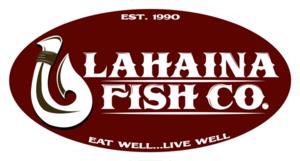 Lahaina fish co. 2 logo s300