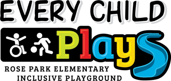 Every child plays logo s550