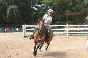 Girl riding s300