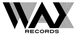 Wax records logo s300