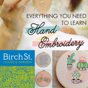 Birch st embroidery party s300