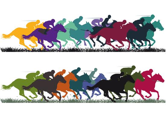 Galopp pferderennen s550