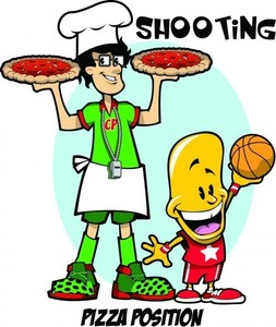Pizza clipart basketball 20 s300