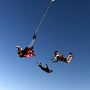 Tandem skydive s300