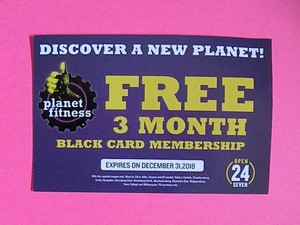 Planet fitness s300