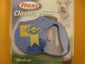 Flexi retractableleash 16ft s300