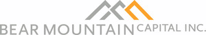Bear mountain cap inc. logo horizontal cmyk s300
