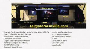 Tailgate trailer s300