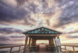 Twilight pier s300