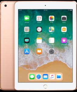Ipad wifi select gold 201803 geo ca s300