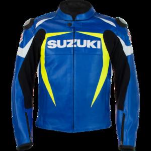 Suzuki racing jacket front s300