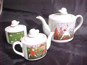 9 tea set s300