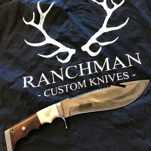 Ranchman knive close up s300