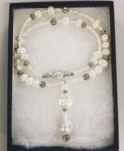 Pearl necklace s300