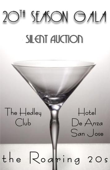 Silent auction2 s550