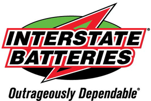 Interstate battery logo s300