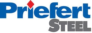 Priefertsteel logo bottom blue  s300