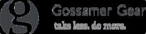 Gossamer gear logo x137 s300