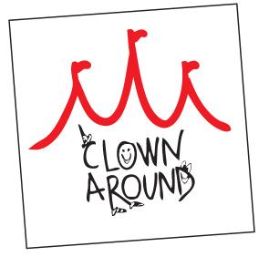 Clownaroundlogo s550