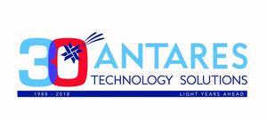 Antares 30yearlogo 01 s300
