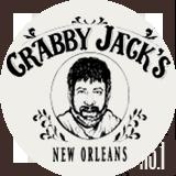 Crabby jacks logo circle s300