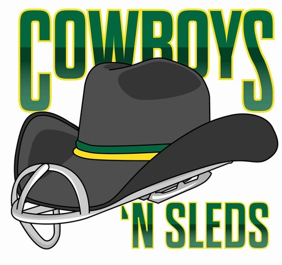 Cowboys n sleds big green s550