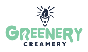 Greenery creamery vertical color s300
