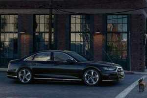 Audi a8 s300