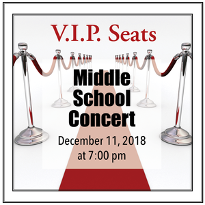 Vipseats concerts middleschool s300